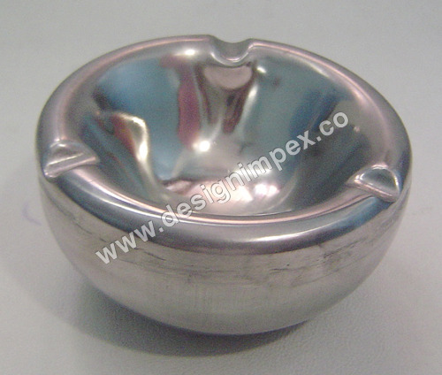 Steel Ashtray