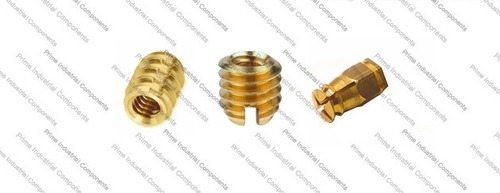 Brass Inserts for wood