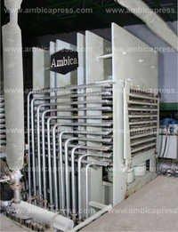 Industrial Laminate Hydraulic Press Line