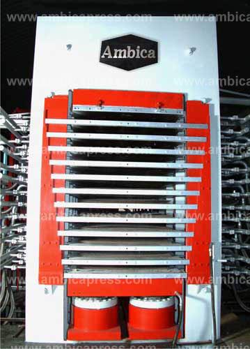 Engineered Plywood Hydraulic Presses