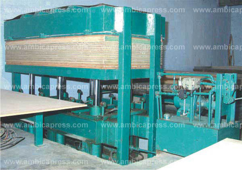 Pop Press (Hydraulic Press Machine)
