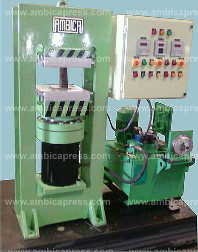 Hydraulic Lab Press Machine