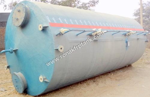 FRP Vertical Tank