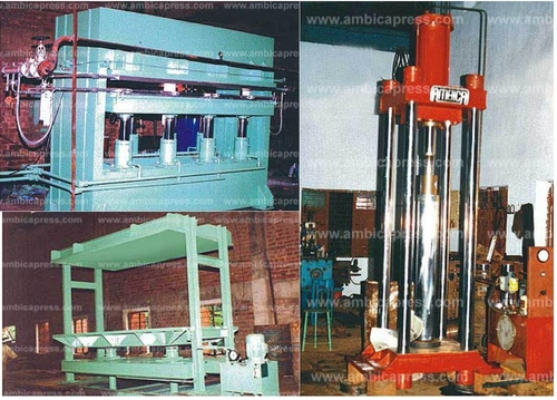 Special Purpose Hydraulic Press Machines