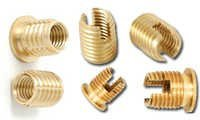 Brass Self Tapping Threaded Inserts