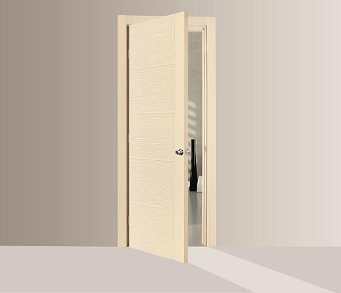 White Primer Door
