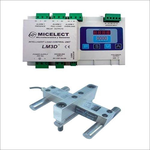 MULTIROPE TYPE LOAD CELL (Upto 4000 Kgs)