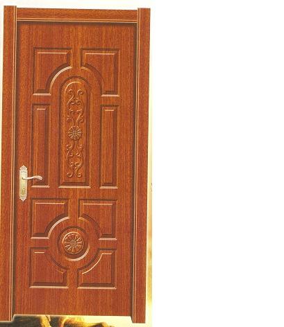 Oval Teak Doors