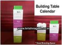 Calendar Building Shape