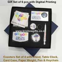 Gift Set 6pc Social Network
