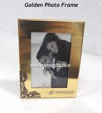 Photo Frame Golden