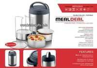 Tiffin SS-MealDeal-2-3-4-Containers