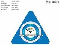 WallClock Triangle