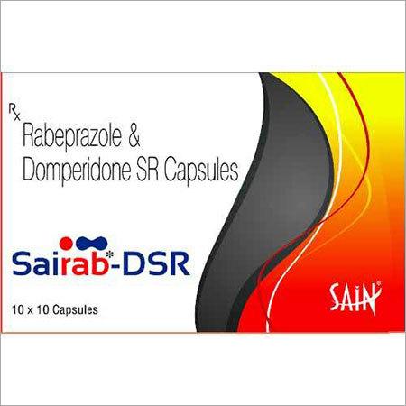 Rabeprazole & Domperidone Sustain Release Capsules