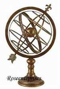 Antique Armillary