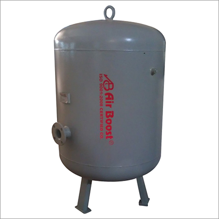 Air Receiver Storage Tanks