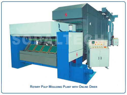 Pulp Molding Machines