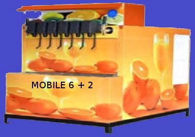 Mobile Soda Machine