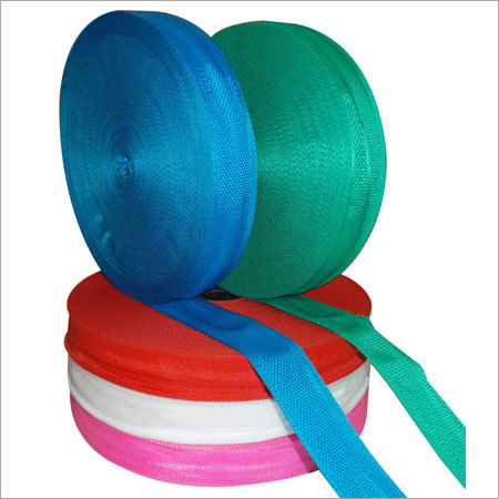 Colored Multifilament Yarn Tapes
