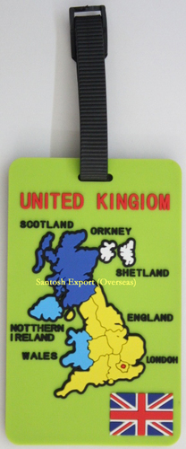 Luggage Identification Tag