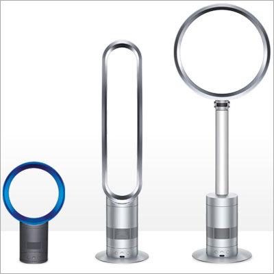 Oval Bladeless Fan