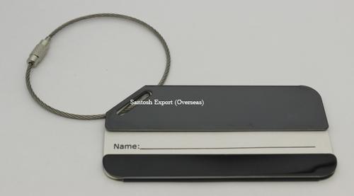 Metal Luggage Tags