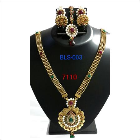 Imitation Long Necklaces