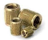 Brass Symmetrical Threaded Inserts