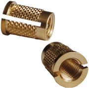 Brass Threaded Bush