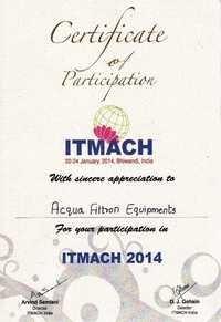 ITMACH certificate