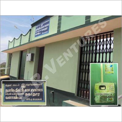 Sanitary Waste Management Equipment
