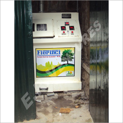 Portable Electrical Incinerators