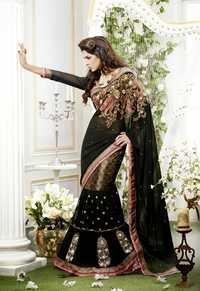 Graceful Designer Lehenga Saree