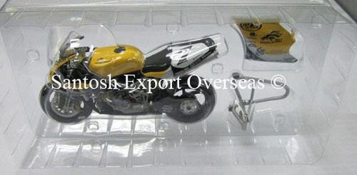 Miniature Die cast Motorcycle