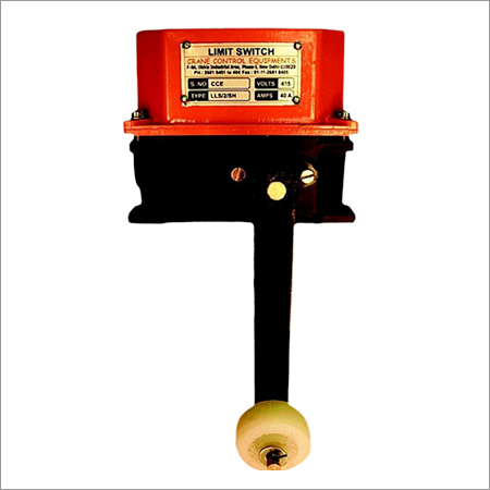 Lever Limit Switch for Crane