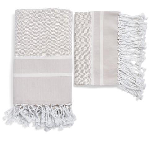 Turkish fouta towel