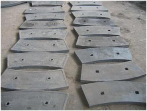High Cr Iron Cast Liners