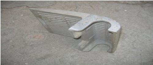 High Wear steel heat resistance castings Furnace