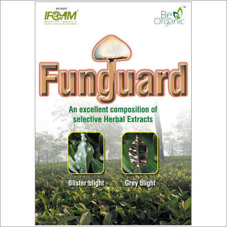 Funguard Label