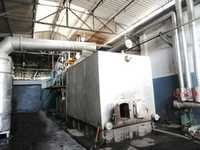 Agro Waste Fired Steam Boiler