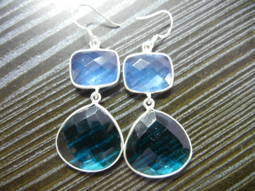 Fashion Silver Earrings