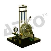 Operating Principle Of A Francis Turbine