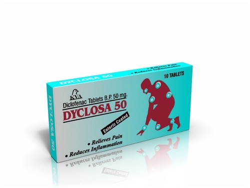 Diclofenac Tablets B.P