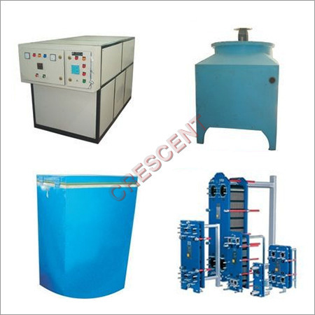 Air Cooled Online Chillers