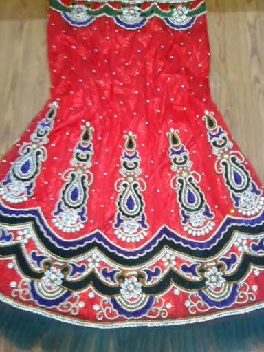 Heavy Embroidered Lehenga