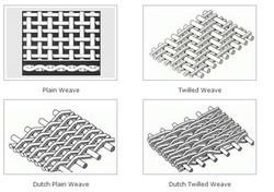 Plain Dutch Weave & Twill Dutch Weave Wire Cloth