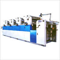 Multi Color Non Woven Bag Printing Machine
