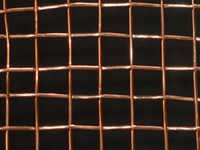 Rod Copper Wire Mesh