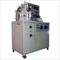 RF Sputtering System With TMP