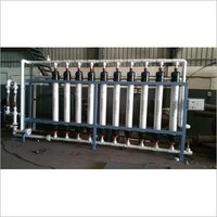 Ultrafiltration System & RO Plant.